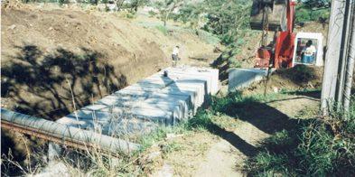 Escourt Multi Barrel Culvert 2003